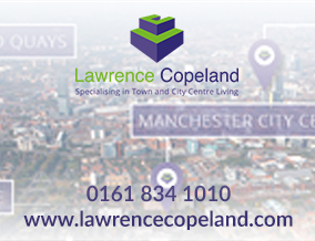 Get brand editions for Lawrence Copeland  (Town & City Centre), Manchester