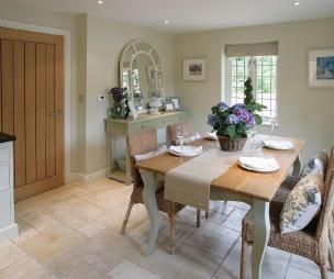 Tiled Floor Dining Room Design Ideas, Photos & Inspiration ...