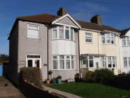 Rainham Road South semi detached house to rent