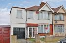 End of Terrace property in Chudleigh Crescent...