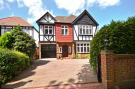 Detached house in Monkhams Lane...
