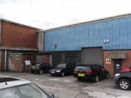 property to rent in Unit 4B Botany Commercial Park, Botany Avenue, Mansfield, Notts, NG18