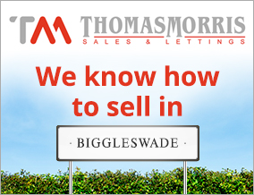Get brand editions for Thomas Morris, Biggleswade Sales