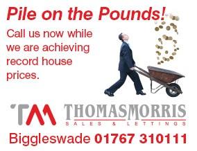Get brand editions for Thomas Morris, Biggleswade Sales
