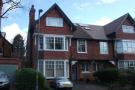 2 bed Apartment to rent in Oxford Road, Moseley