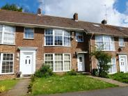 Terraced home for sale in NO ONWARD CHAIN
