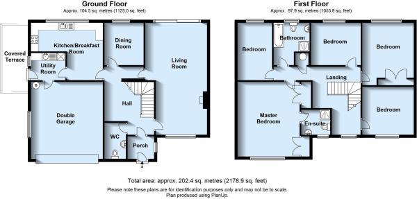 Floor Plan - 9 Duche