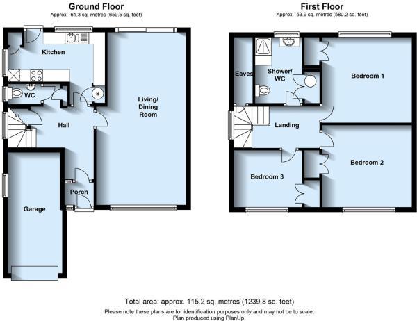 Floor Plan - 15 Nort