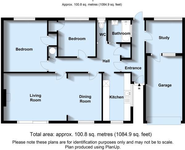 Floor Plan - 14 Eliz