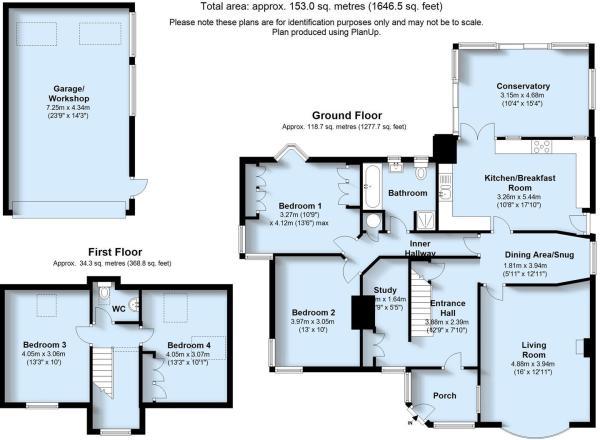 Floor Plan - 21 Roth