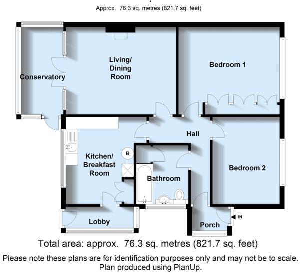 Floor Plan - 1 Esher