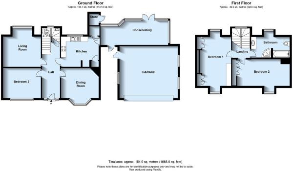 Floor Plan (without