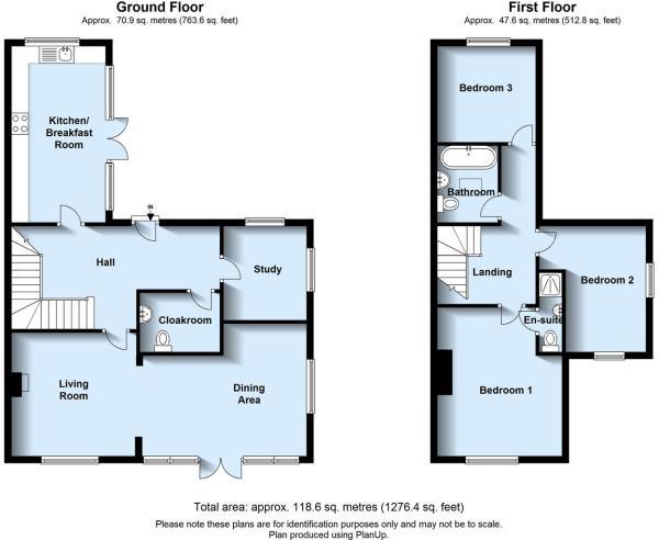Floor Plan Alfriston