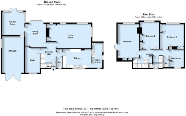 Floor Plan - 18 Hart