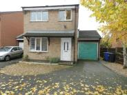 Detached home in Bosworth Way, Long Eaton