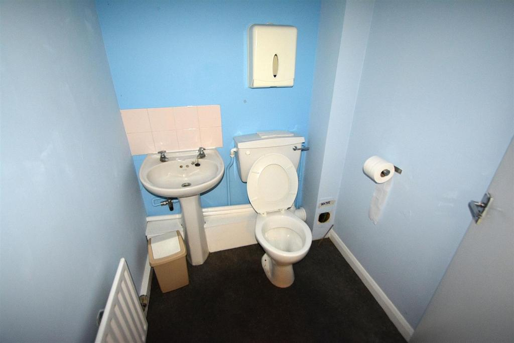 Third Cloakroom