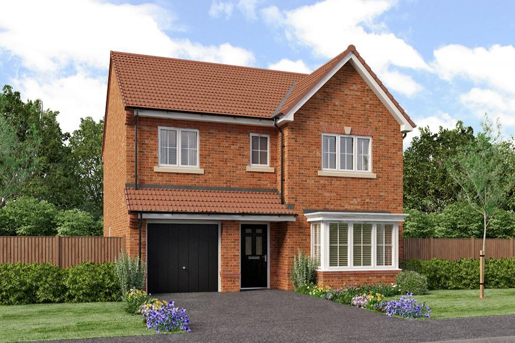 4 bedroom detached house for sale in fairfield gardens for Home architecture widnes