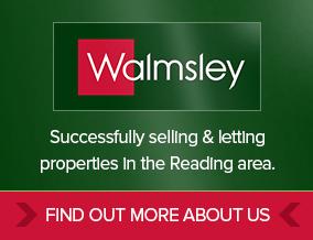 Get brand editions for Walmsley Estate Agency, Caversham