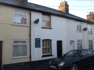 Terraced property for sale in Bond Street, Stowmarket