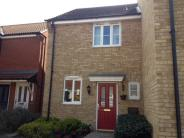End of Terrace property in Dotterel Way, Stowmarket