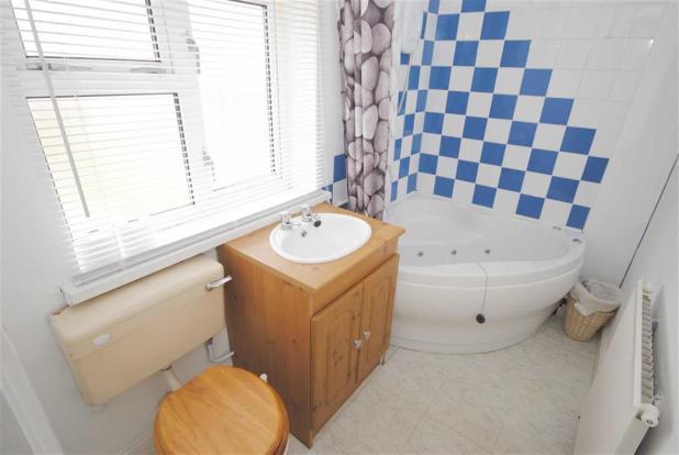 COMBINED BATHROOM/WC