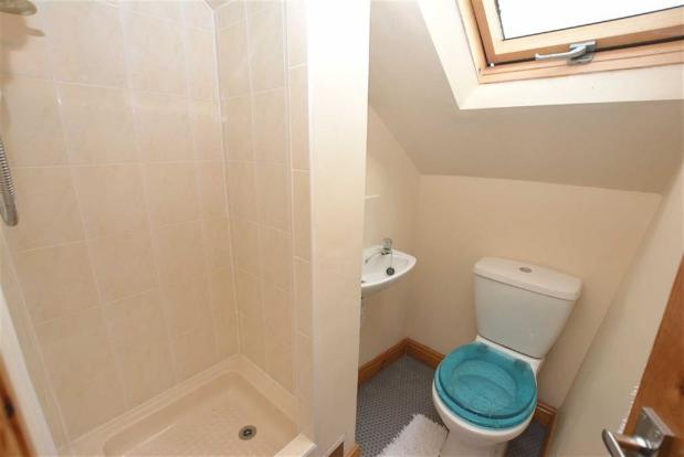 COMBINED SHOWER ROOM