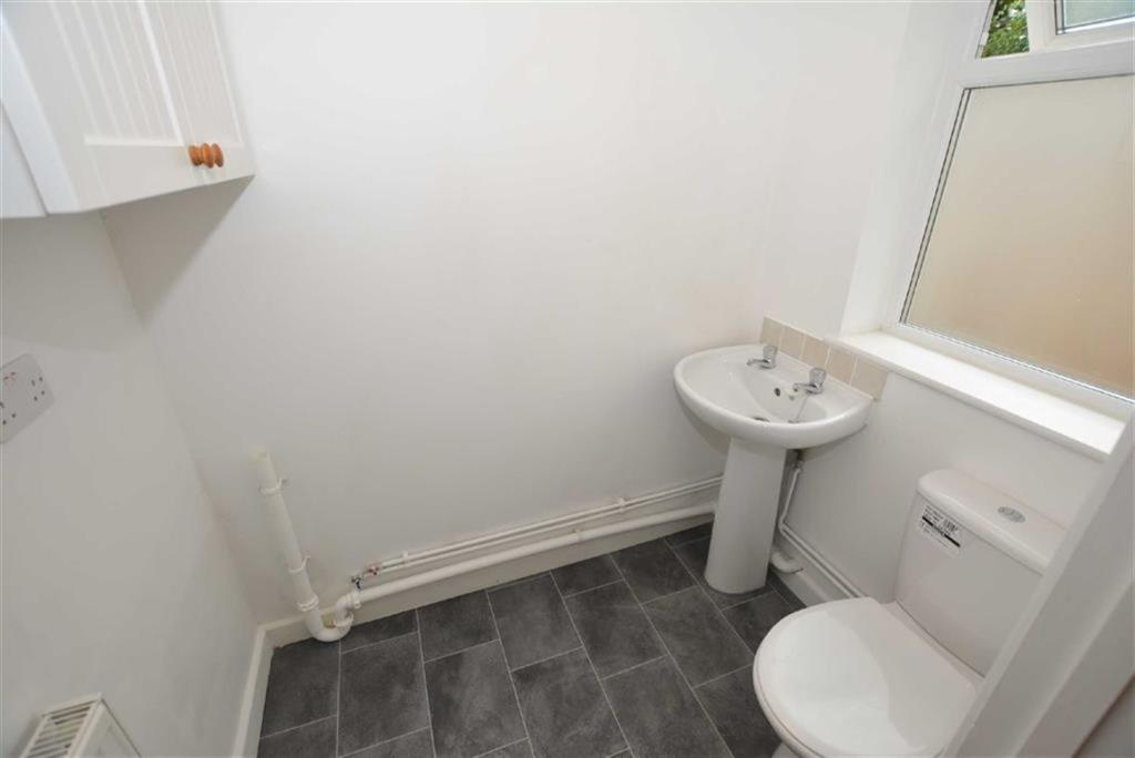 DOWNSTAIRS WC/UTILIT