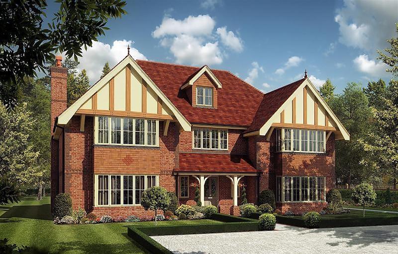 5 bedroom detached house for sale in kit lane checkendon for 5 bedroom kit homes