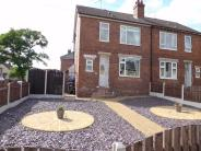 3 bed semi detached property in St Nicolas Road...