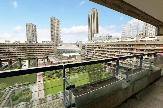 6th Floor Balcony