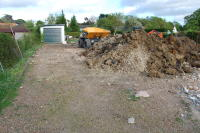 Plot for sale in Prentices Lane...