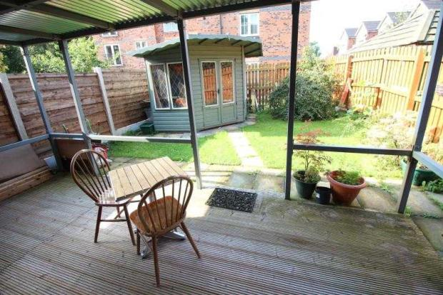 rear verandha