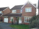 4 bed Detached home for sale in Epsom Close, Dosthill...