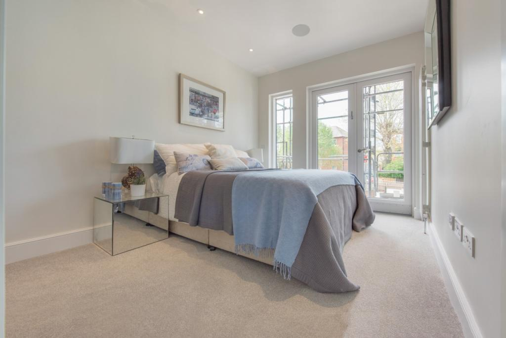 One Palace Road,Master Bedroom