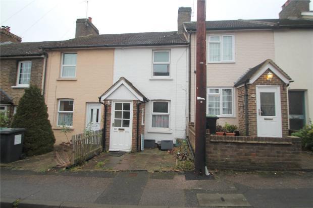 2 Bedroom House To Rent In Rose Street Tonbridge Kent TN9 TN9
