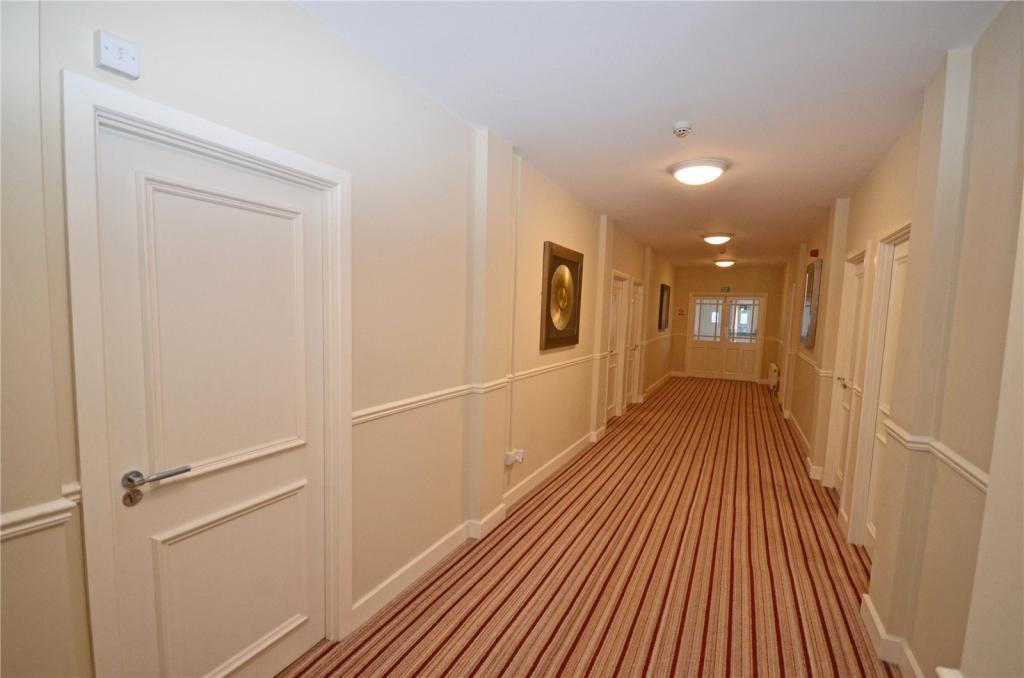 Hallway To Room 15