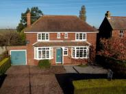 Detached home for sale in Woodnesborough, Kent