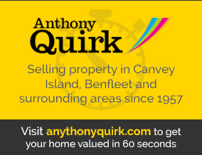 Get brand editions for Anthony Quirk, Canvey Island