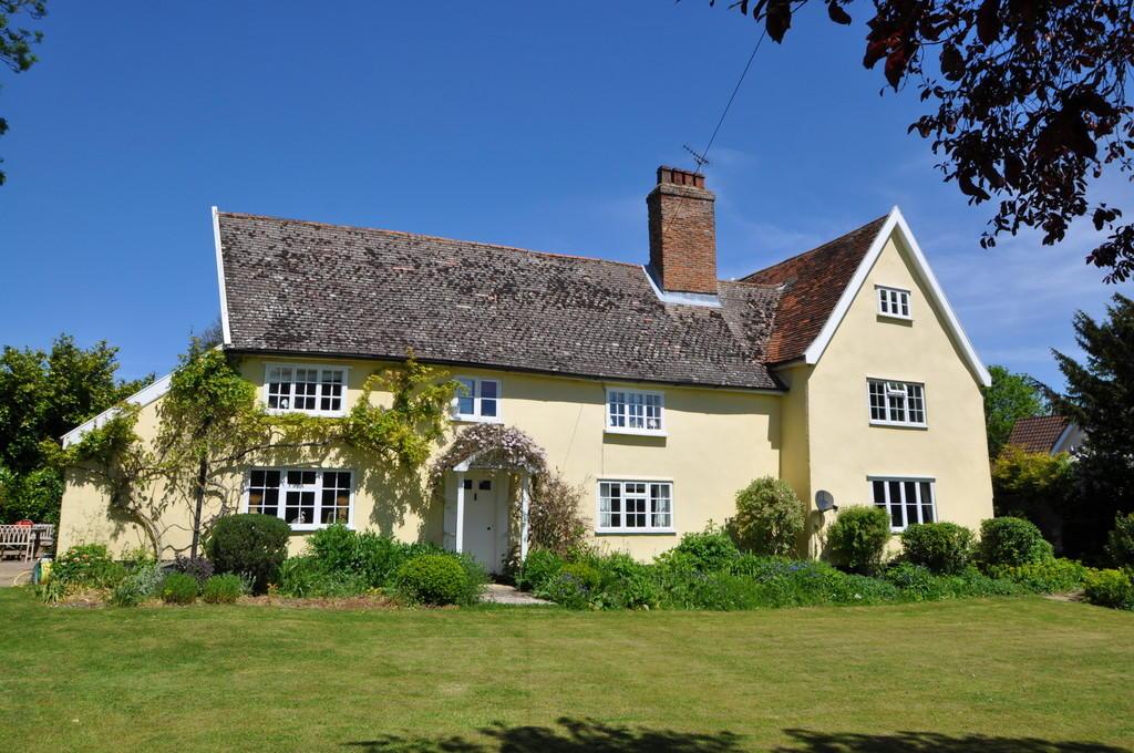 5 Bedroom Farm House For Sale In Forward Green Earl Stonham Ip14