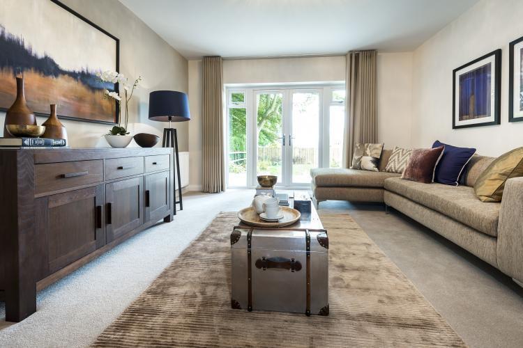 plot 12 sitting room