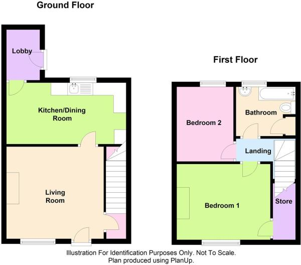 3 Broome Place floor