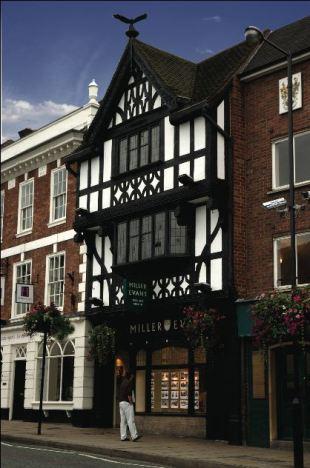 Miller Evans, Shrewsburybranch details