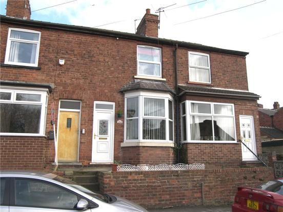 2 bedroom terraced house for sale in Penn Street, Belper, DE56