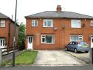 semi detached house in Danesby Crescent, Denby