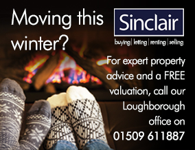 Get brand editions for Sinclair Estate Agents, Loughborough