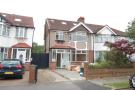 semi detached house to rent in Daybrook Road...