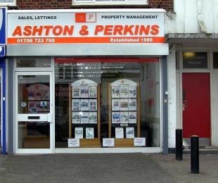Ashton & Perkins, Romfordbranch details