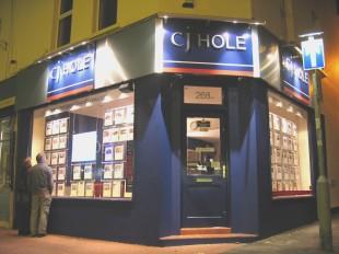 CJ Hole, Southvillebranch details