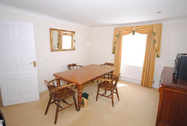 Separate Dining Room