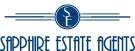 Sapphire Estate Agents, Ascot logo